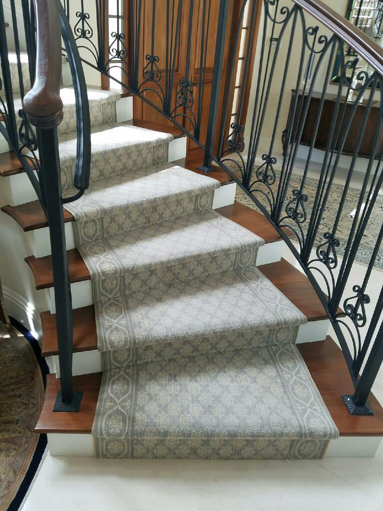 Staircase Refinish Fort Lauderdale