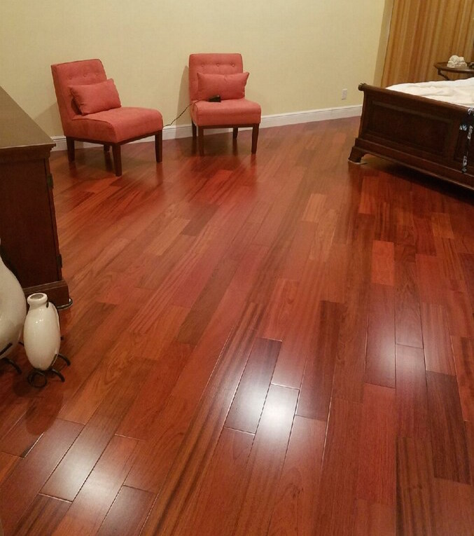 Brazilian Cherry Flooring Coral Springs Hardwood And Laminate
